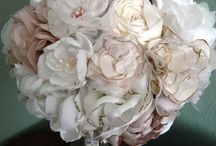 Fabric bouquet / by Natalie McNee