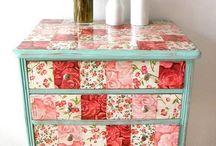 Furniture Refurbishing / by Justine Brewer
