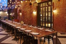 restaurant dining outdoors / by Brit Morrison