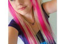 Hair style & colour Love / by Jesstar666