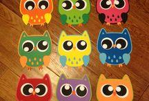 Classroom Cricut Ideas / by Amy Obropta