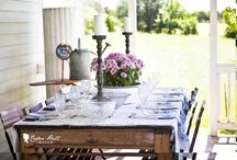 House Inspiration- Kitchens & Dining / by Meredith | La Buena Vida