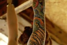 Great tattoos / by Kevin Prak