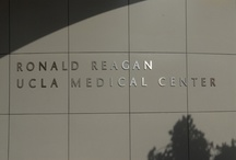 Ronald Reagan UCLA Medical Center / Ronald Reagan UCLA Medical Center, designed by world-renowned architect I.M. Pei and his son, C.C. Pei, has taken hospital design to a whole new level; it delivers world-class medical treatment using cutting-edge technology in a compassionate, patient-focused environment. Located at 757 Westwood Plaza, Los Angeles, CA 90095 / by UCLA Health