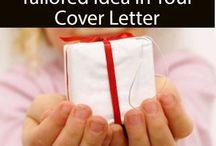 Cover Letters / by Berwyn Public Library Job Seekers