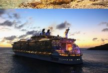 Cruise 2014 ❤️⚓️ / Allure of the Seas / by Sandra Gillman Kuhl