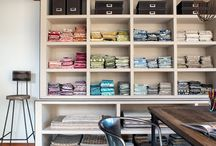 Craft room ideas / by Stitch and Sparkle