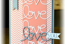Stampin' Up! ® - Expressions Thinlits / by Rochelle Blok, Independent Stampin'  Up! Demonstrator