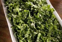 Salads / by Yolanda Kostelyk-Balderson