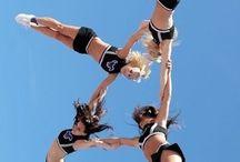 """cheerleading"""" / by Oceane"""