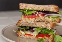Sandwich / by Jodie Audia