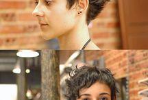 Hairstyles / by Wendy Hammond