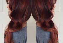All About Hair Color! / by Christina Schuler