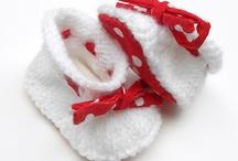 Les Bébés de Camille 3 / bébé baby layette fait-main création tricot crochet vêtement habit  / by Les Bébés de Camille