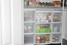 Pantry Organization / by Aynsley Dunford-Verrill