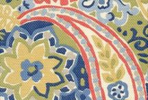 Fabrics / by Amy Ohl