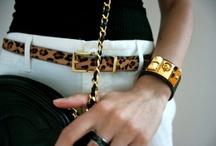belts / by Caroline Utt