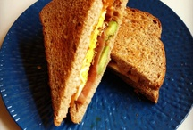 Sandwiches / by Michelle Moring