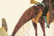 Illustration - CoWs & HoRsEs / by Laurie Keller