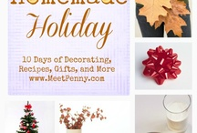 Holiday Ideas / by Julie Stoddard