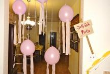 Birthday Party Ideas / by Tammy Jones
