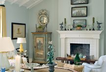 Living Rooms / by Teresa Lowery Yeager
