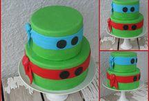 Cakes / by Sheila Jennings Primeau