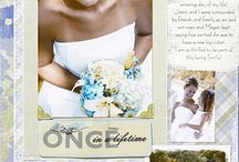 Scrapbook - Wedding / by Erika Tirey