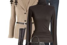 Combinaciones de ropa / by Jeanette Cuzco