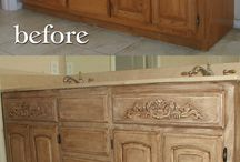 Furniture Makeovers  / by Kimberly Bell