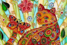 Beautifull Art V - Cats / by Gonnie Blokland