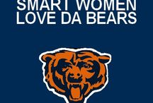 Chicago Bears / by Janelle Petersen