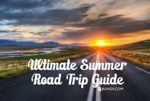 Road tripping it!!! / by Melissa Rae