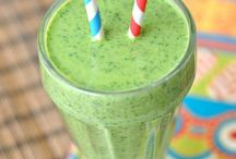 Smoothies / Start your day off with a delicious Smoothie! Great post workout recipes too! / by Shugary Sweets