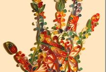 Paper Quilling / by Erin Moody