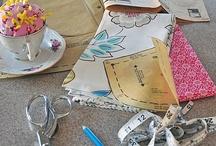 Sewing 101 / by Lizette Zamora