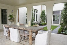 Outdoor Space / by Jennie Hoffman-Crunk