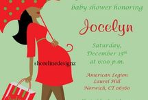 Christmas Baby Shower Ideas / by Lauren Green