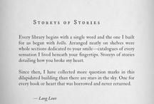 Lang Leav / by Megan Butler
