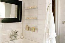 Back Bathroom / by Miranda W