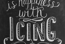 crafts - chalkboard love / by kate simon
