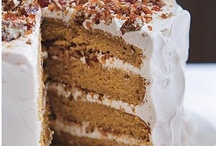 cakes & cheesecake / by Dawn Tatarka