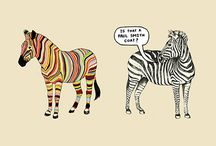 illustration / by Marina Pontual