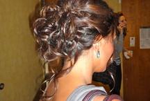 Hair.... / by Sarah Chancey