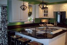 Home Decor: Kitchen / by Andrea Rae