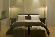 Bedrooms / by Nadia de Beer