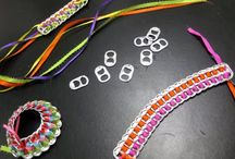crafts-Soda tab and can craft / by Ann Bee