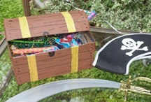 Pirate bday party / by Brooke Duchette