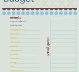 Budget & Saving Money / by Stephani Henderson-Gernert