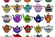 Tea for Two / by Sharon Bouzek Allen